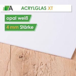Acrylglas XT Stärke 4 mm opal weiß