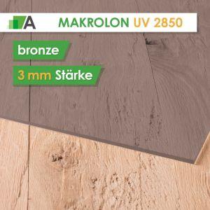 Makrolon® UV 2850 bronze 3mm