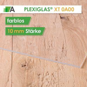 PLEXIGLAS® XT Stärke 10 mm farblos 0A000