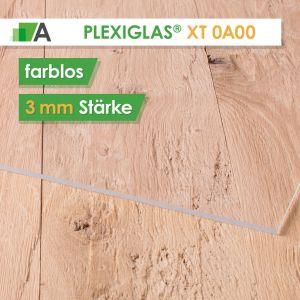 PLEXIGLAS® XT Stärke 3 mm farblos 0A000